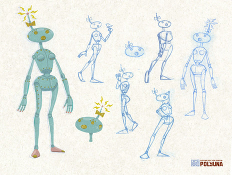 SheBot 157B Concept Sheet