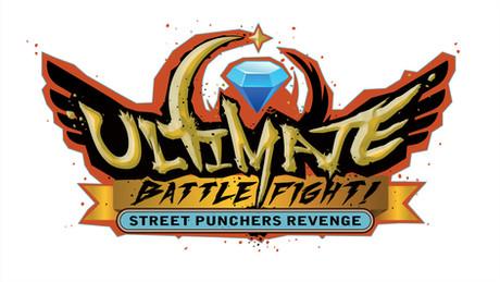 Ultimate Battle Fight!: Street Punchers Revenge Logo