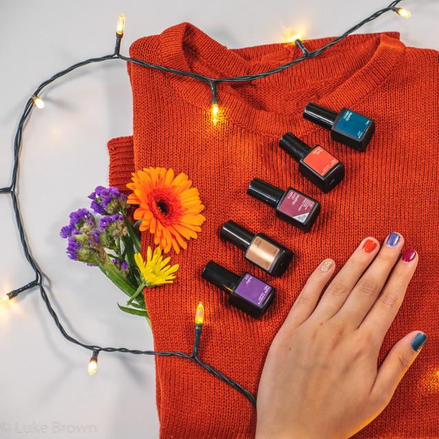 SensatioNail - Autumnal Nails