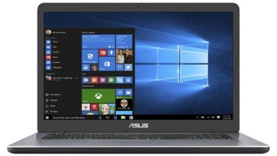 """Asus A705MA-BX188T 17.3""""HD+ IPS N4020 4GB 256GB SSD W10"""