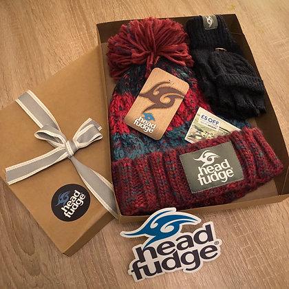 Women's Headfudge Gift Box - BERRY
