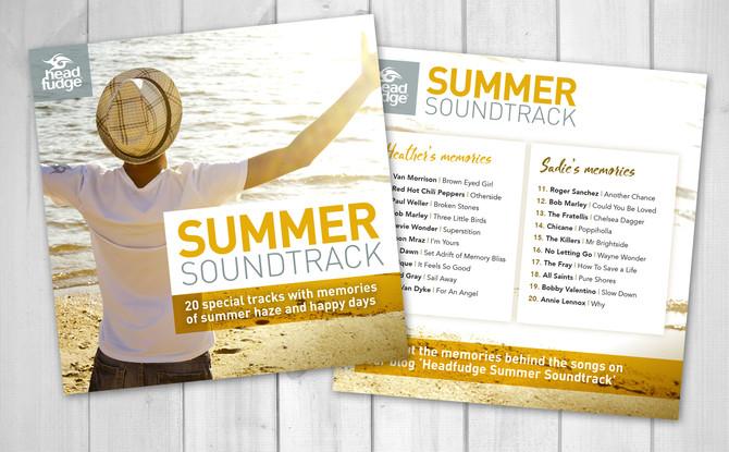 Headfudge Summer Soundtrack 2017