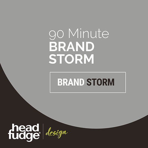 90 Minute BRAND STORM