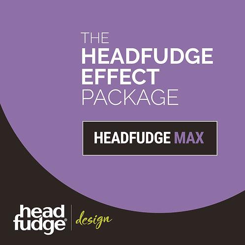 The Headfudge Effect - HEADFUDGE MAX
