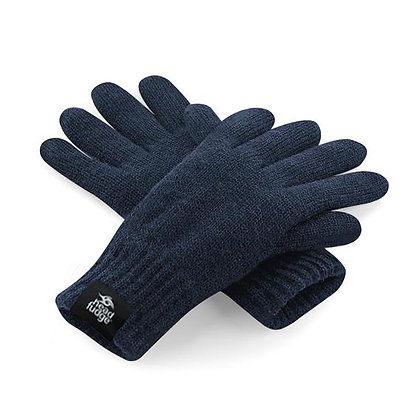 Headfudge Thinsulate™ Lined Gloves - French Navy (D33)