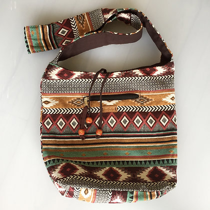 Large Sling Bag - Forest