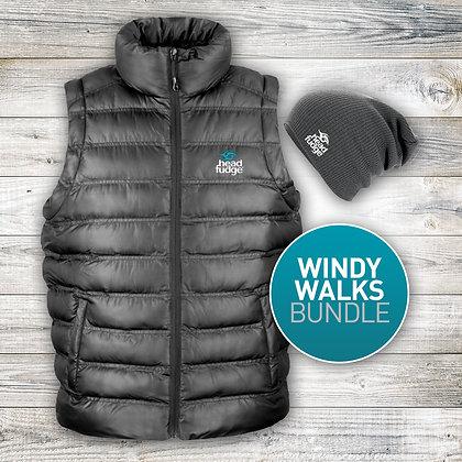 Men's 'Windy Walks' Bundle (RRP £67.00)
