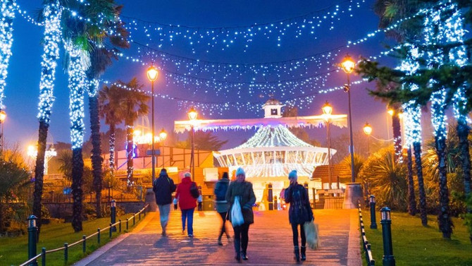 10 Top Reasons to 'Get out there' and embrace Bournemouth this Winter...