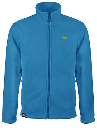 Men's Micro Fleece Jacket - Tropical Blue (D27)