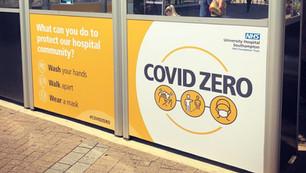 NHS - UHS Covid Zero