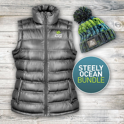 Women's 'Steely Ocean' Bundle (RRP £74.99)