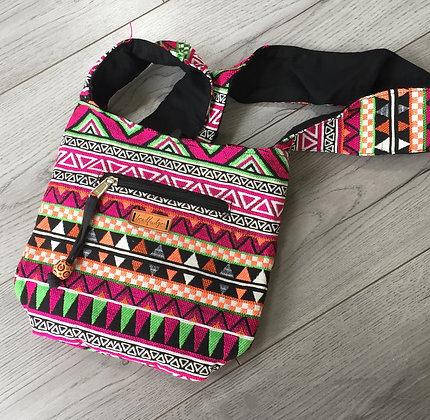 Festival Sling Bag - Tropical