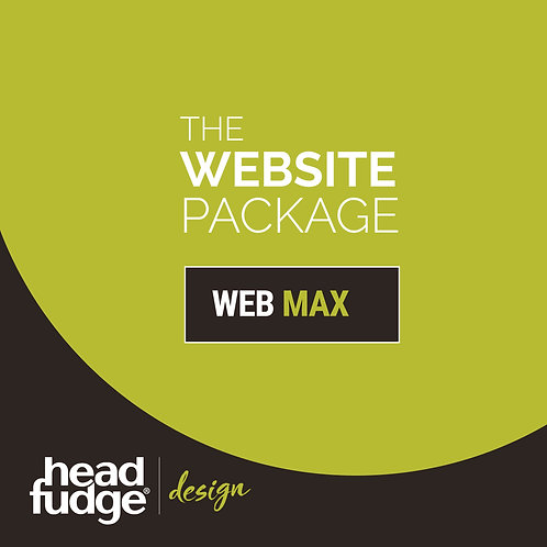 Website Package - WEB MAX