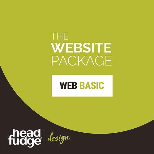 Website Package - WEB BASIC