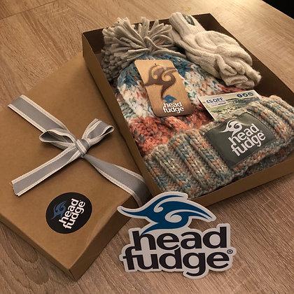 Women's Headfudge Gift Box - PEBBLE