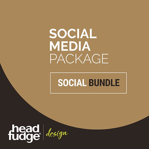 Social Media Package - SOCIAL BUNDLE