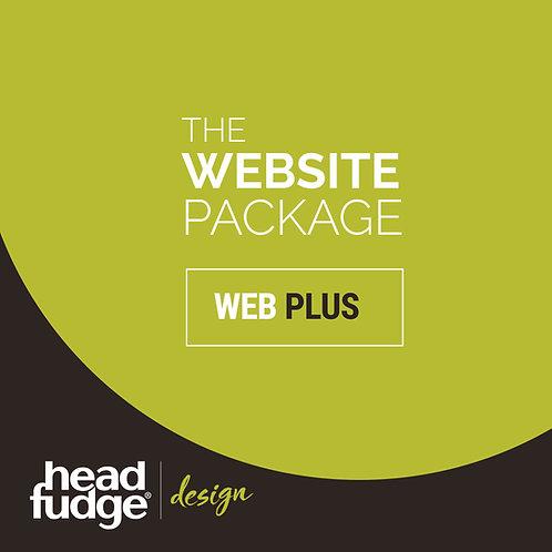 Website Package - WEB PLUS
