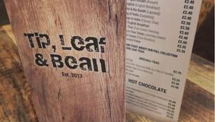 TIP, LEAF & BEAN CAFE