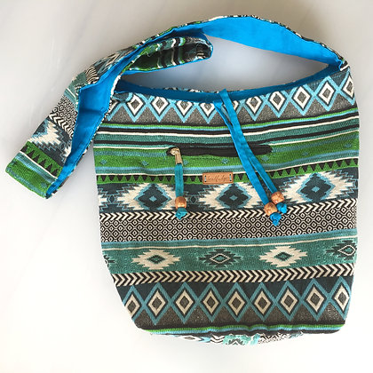 Large Sling Bag - Coast
