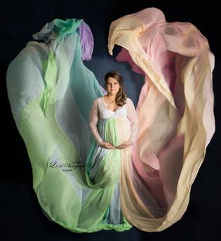 Fine art maternity