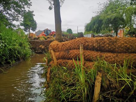Sedgebrook (Leicester) River Revetment