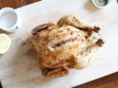 WHOLE SLOW ROASTED CHICKEN