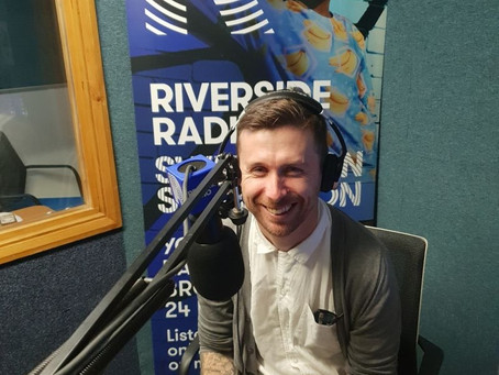 Dr Oliver on London's Riverside Radio