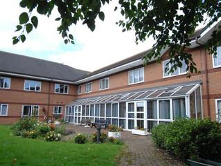 Retirement Flats to Let McCalla House Wolverhampton