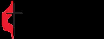 Wesley Logo Flame Cross.png