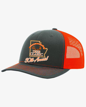 Deer Classic Neon Hat - 30th Annual