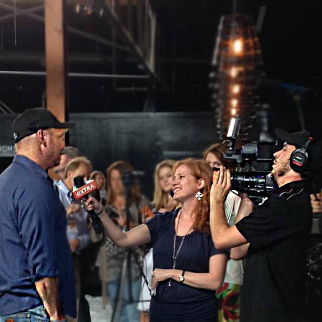 Garth Brooks Interview