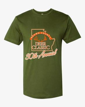 Deer Classic T-Shirt - 30th Annual