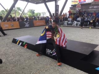 Petanque at the SEA Games