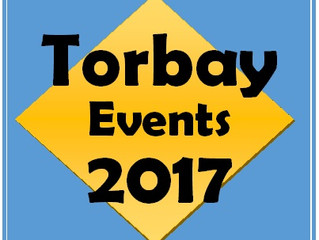 Torbay Events 2017