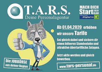 Activ-Arkaden Jobs Horb TARS