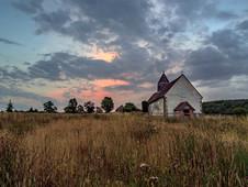 St Hubert's Sunset