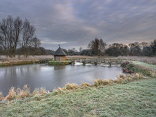 Frosty River Test