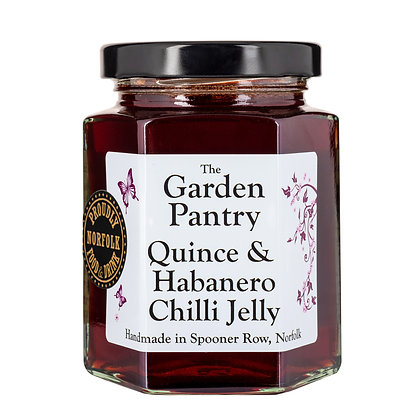 Quince & Habanero Chilli Jelly