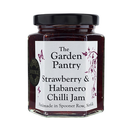 Strawberry & Habanero Chilli Jam