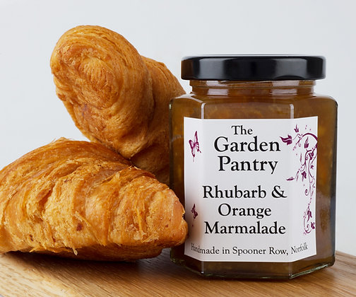 Rhubarb & Orange Marmalade