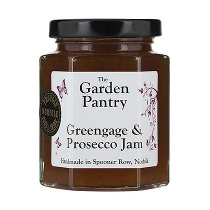 Greengage & Prosecco Jam