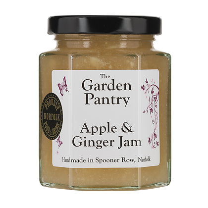Apple & Ginger Jam
