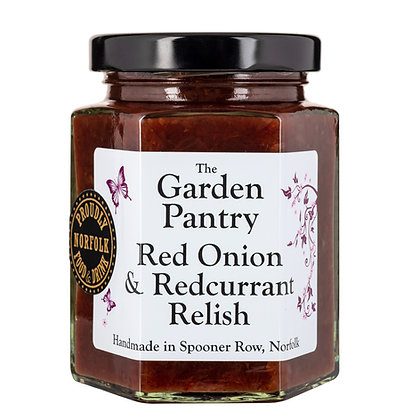 Red Onion & Redcurrant Relish