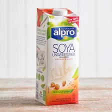 Alpro Unsweetened Soya Milk
