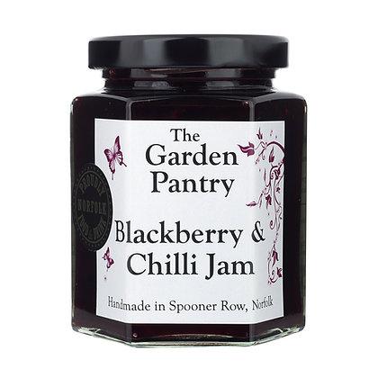 Blackberry & Chilli Jam