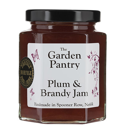 Plum & Brandy Jam