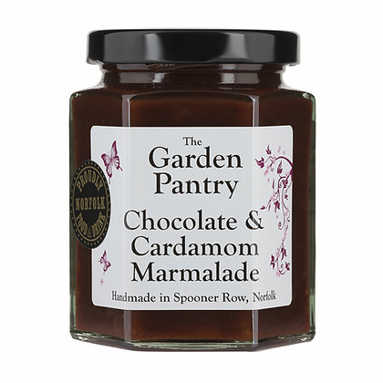 Chocolate & Cardamom Marmalade