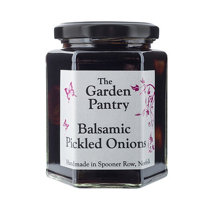 Balsamic Pickled Onions