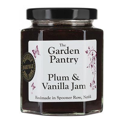 Plum & Vanilla Jam