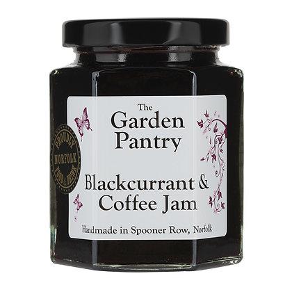 Blackcurrant & Coffee Jam